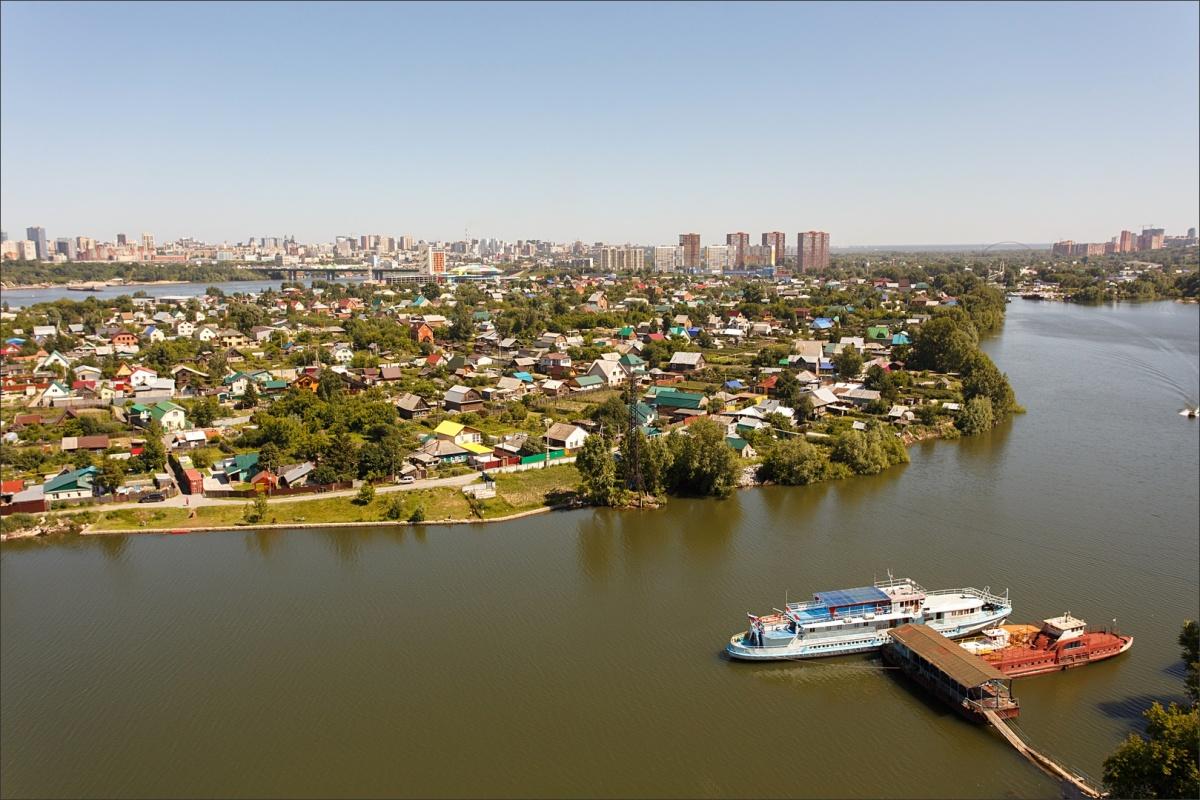 Совсем другой Новосибирск