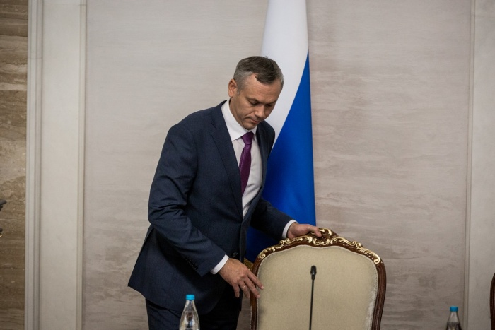 Бывший мэр Вологды Андрей Травников стал врио губернатора Новосибирской области неожиданно для всей местной элиты