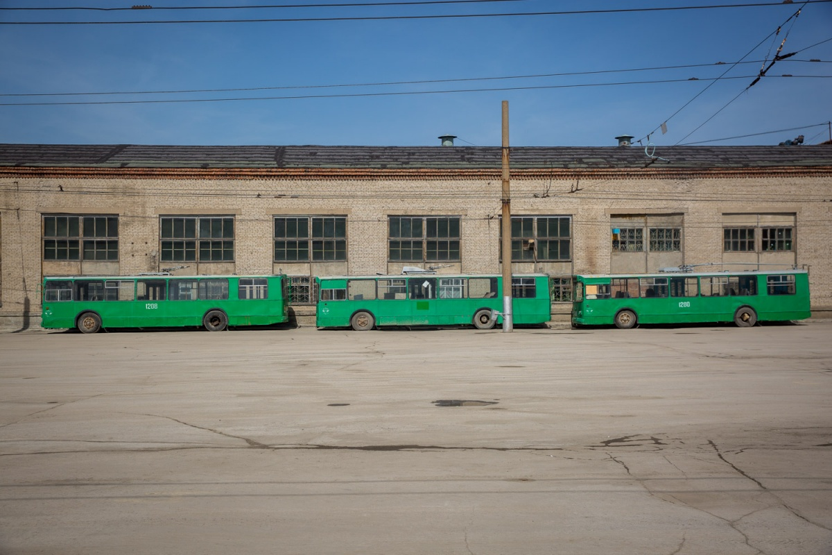 К старым троллейбусам власти хотят добавить новые — часть маршрута они будут проходить на автономном ходу с опущенными токоприёмниками