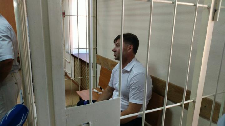 Дмитрий Сазонов начал знакомиться с материалами дела