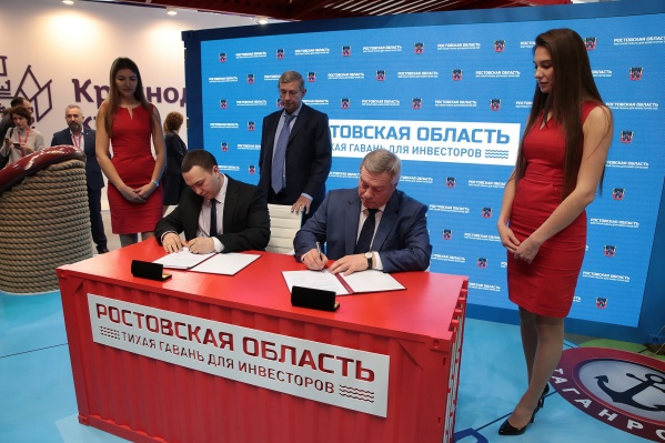 Соглашения на рекордную сумму в 233 миллиарда рублей заключили в 2013 году
