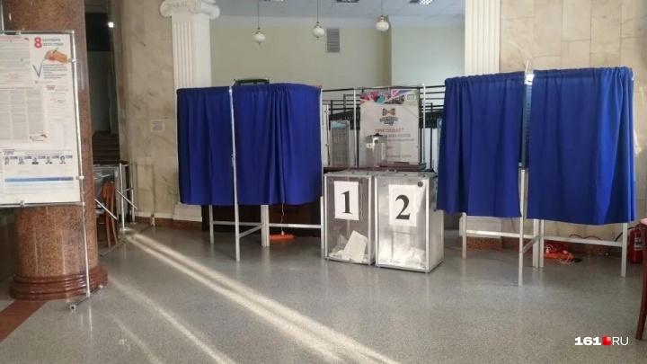 Стали известны итоги выборов в Ростовской области