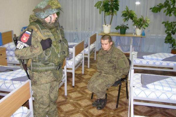 Трагические события развернулись в одной из воинских частей в Забайкалье