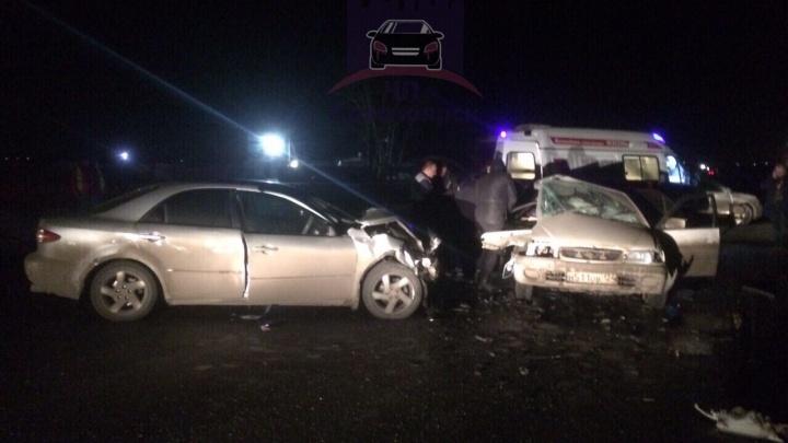 Шесть человек пострадали и один погиб в аварии на Енисейском тракте