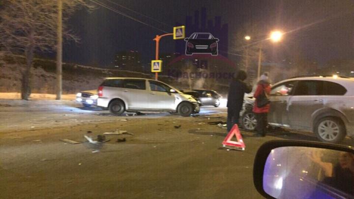 Молодая девушка погибла под колесами лихача на пешеходном переходе