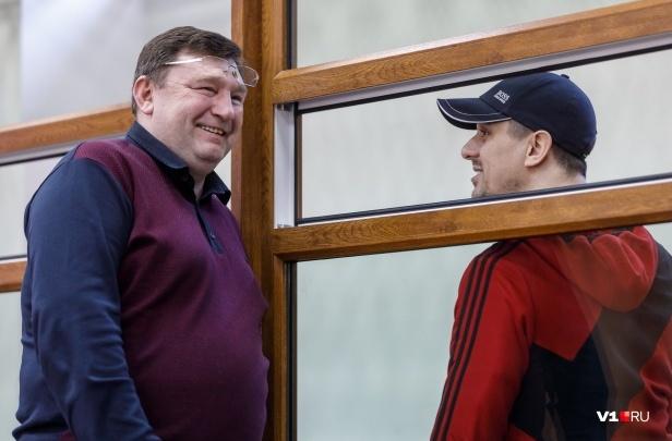 «Я бы костюм надел и речь толкнул»: в Волгограде выслушают обвиняемого в убийстве Сергея Брудного