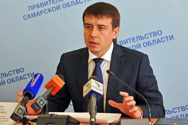 Александр Кобенко пришел в самарский белый дом с АВТОВАЗа