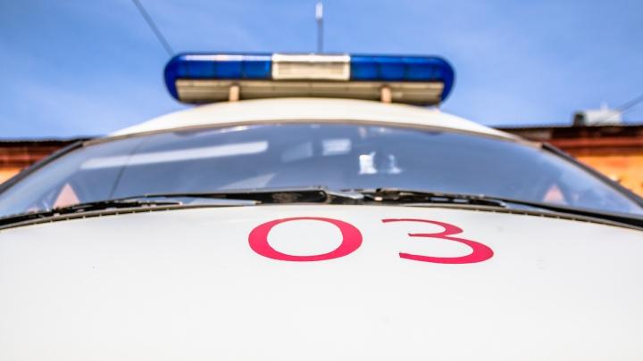 Житель Сызрани попал под колёса скорой помощи