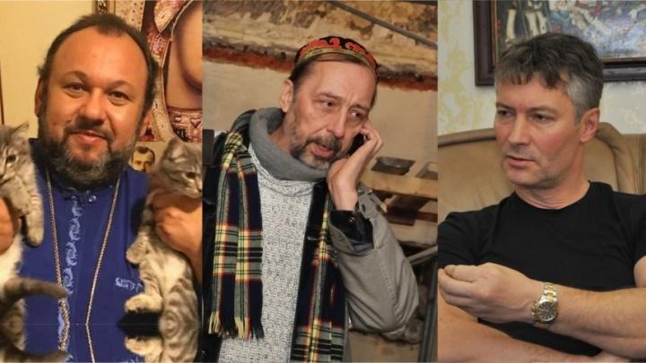Блиц-опрос: Ройзман, Коляда и отец Гермоген рассказали, куда уйдут, если закроют Facebook