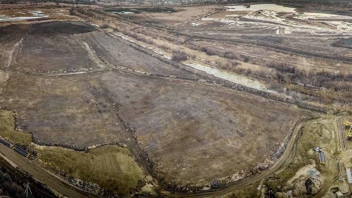 Золы станет меньше: энергетики придумали, куда деть отходы новосибирских ТЭЦ