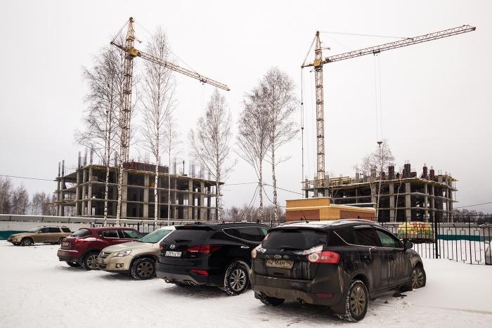 Во второй очереди компания строит две 16-этажные «свечки»