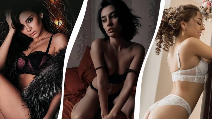 Разглядываем лучших девушек недели из Instagram Уфы: в одном шаге от Нового года