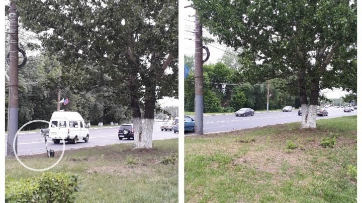 «Даем водителям привыкнуть»: на «полосе раздора» готовятся поставить камеры