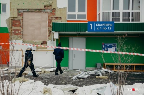В декабре при хлопке газа в доме на Шарова погиб специалист газовой службы. У 40-летнего Сергея остались жена и ребенок. В январе деньги по страховке получили его супруга, мама и ребенок