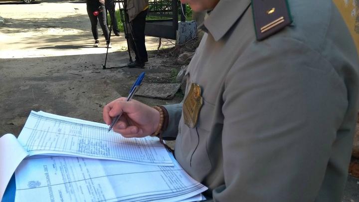 В Ярославской области должников по штрафам отправили за решётку