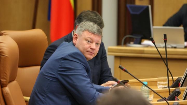 Арестовано имущество скандального депутата Торгунакова