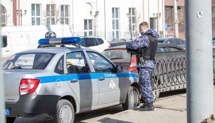 В ростовском отеле постоялец устроил стрельбу