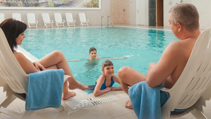 Осталось 4 дня: скидка 13 % на зимний отдых в санатории «Родник Алтая»
