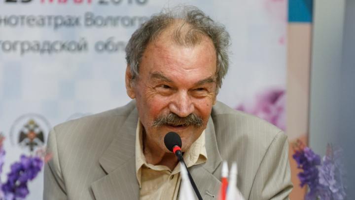 В Волгограде умер заслуженный артист России Пётр Зайченко