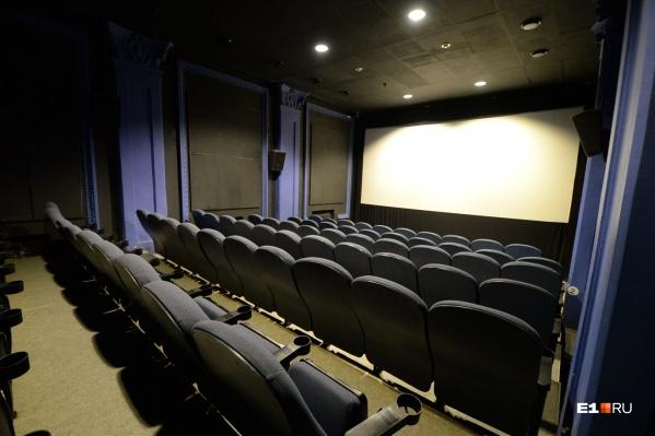 «Премьер-зал» поменяет экраны и заменит сиденья для зрителей