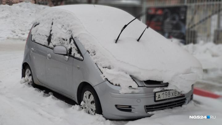 Перед теплой неделей в Красноярск заглянет похолодание до -30