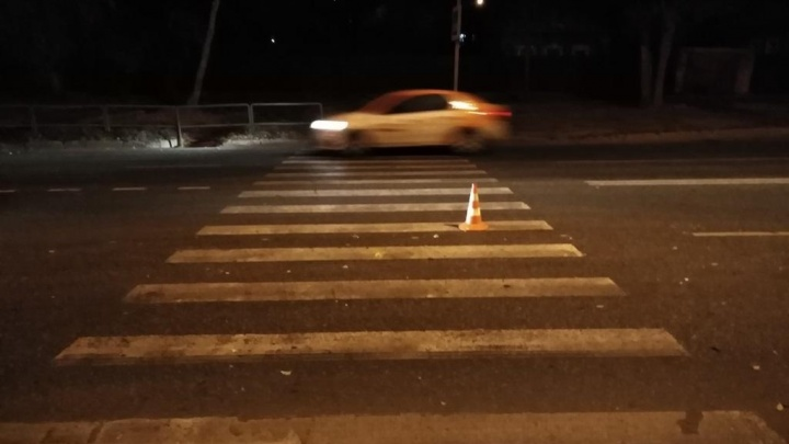 14-летний пешеход попал в реанимацию после вечернего ДТП на улице Промышленности