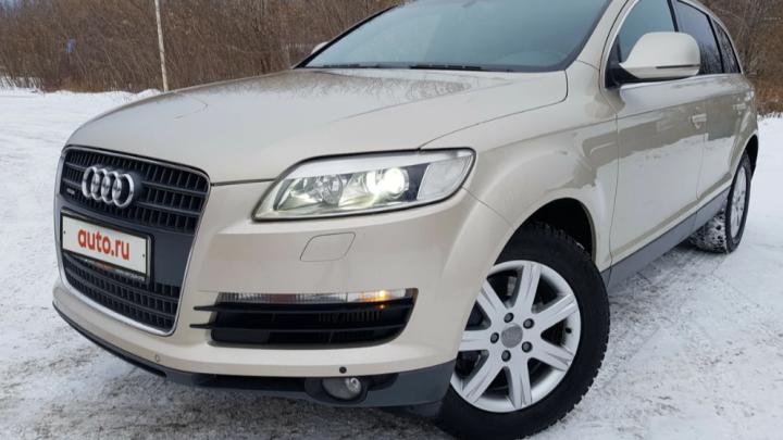 «Старьё бьёт новьё»:Audi Q7 за миллион или дешёвый и сердитый «Рено Дастер»