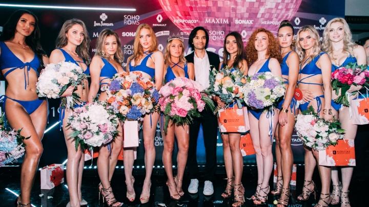 Рыжая красотка из Екатеринбурга боролась до конца: горячий фоторепортаж с финала конкурса Miss Maxim