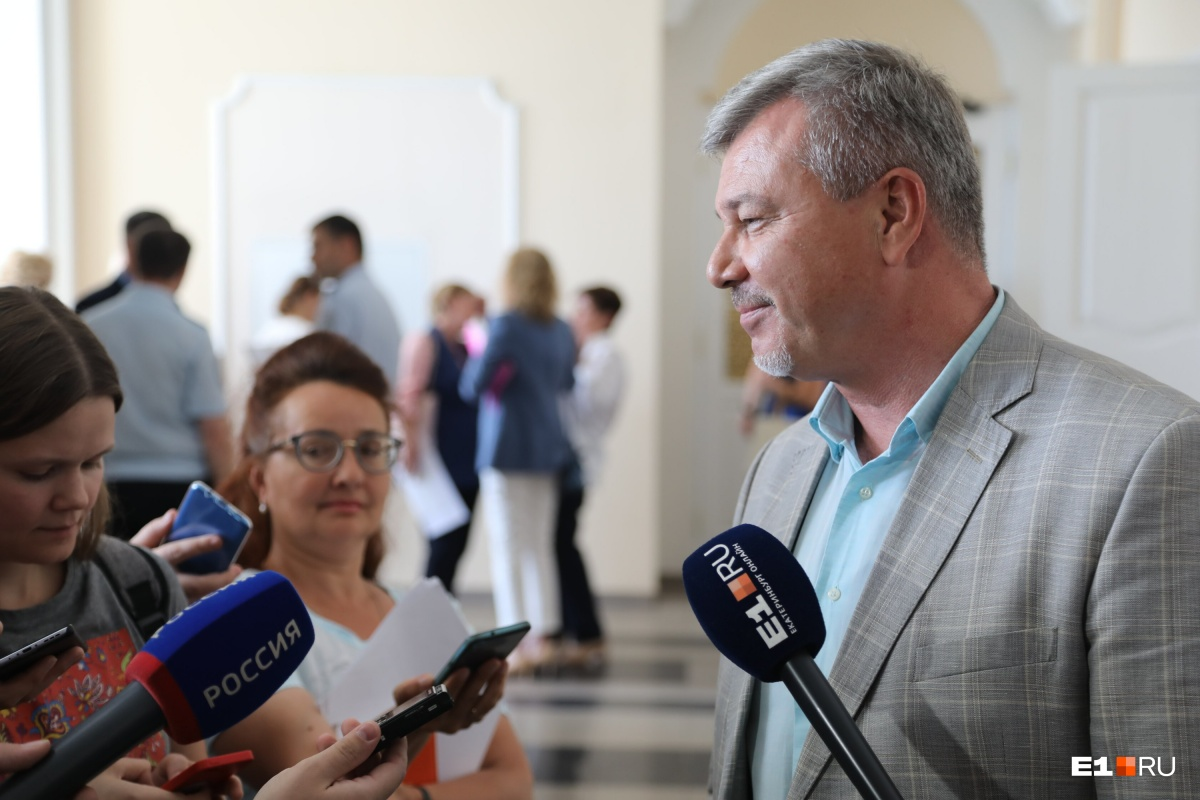 Дмитрий Баранов заявил, что бюджет будет примерно таким же, как и в прошлые годы