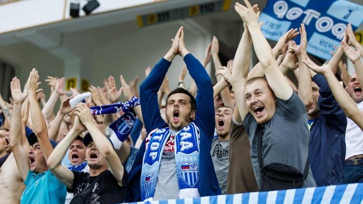 Больше трех с половиной тысяч болельщиков посмотрели победный матч «Ротора» в Химках