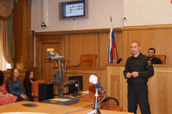 Айрат Халлиулин проводил в здании суда экскурсии для студентов и школьников