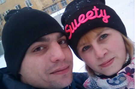 Дмитрий и Светлана Сергеевы поженились в июле прошлого года, через несколько месяцев у них родилась общая дочь