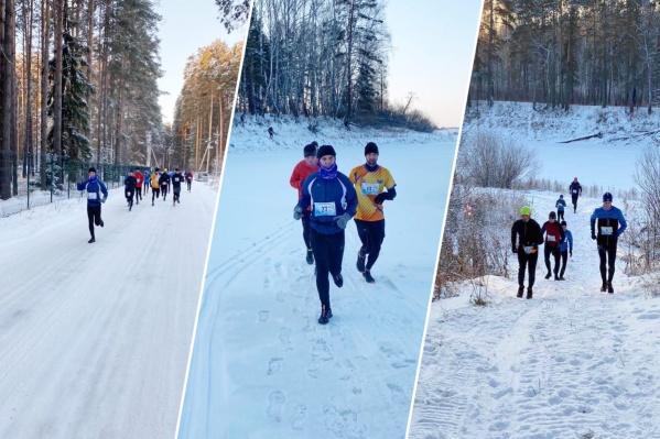 Все 40 участников смогли преодолеть 21 километр трассы, уложившись в три часа, заявленные организаторами