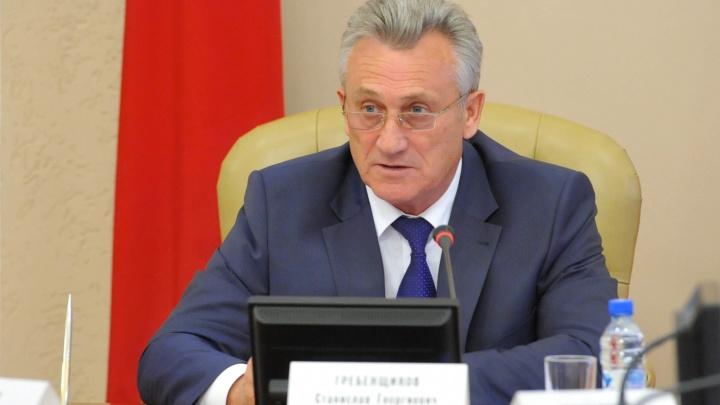 В Генпрокуратуре утвердили обвинительное заключение по делу экс-министра строительства Гребенщикова