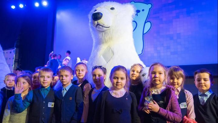 В Красноярске подвели итоги детского литературного конкурса «Звезда Арктики — Умка»