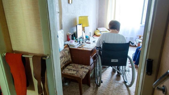 «Осталась без денег на сиделок»: у инвалида со счёта в челябинском банке пропало 400 тысяч рублей