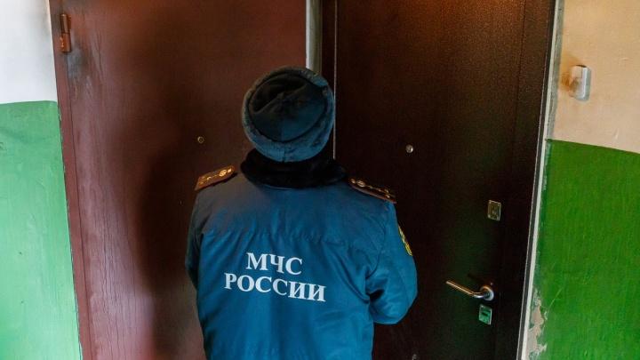 «Было два громких хлопка»: под Волгоградом эвакуировали 25 жильцов двухэтажки