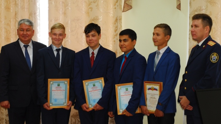 В Башкирии четверо подростков задержали педофила
