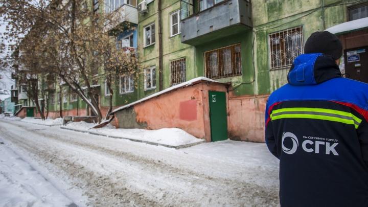Новосибирцев заставят доплатить за тепло — в СГК заявили, что виновата холодная зима