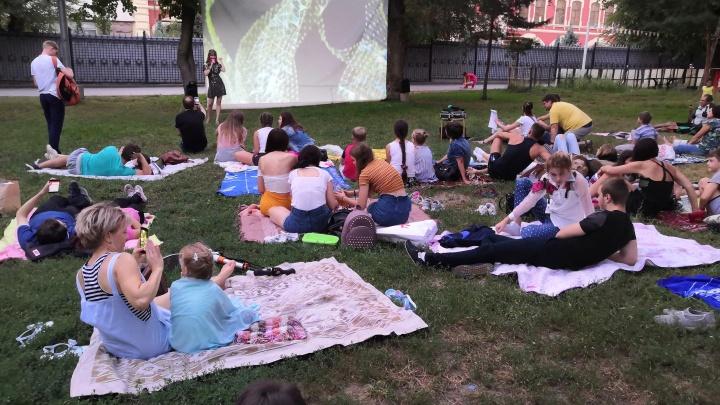 В Волгограде под открытым небом покажут «Гарри Поттера»