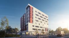 Строительство нового жилого комплекса началось в Канавинском районе