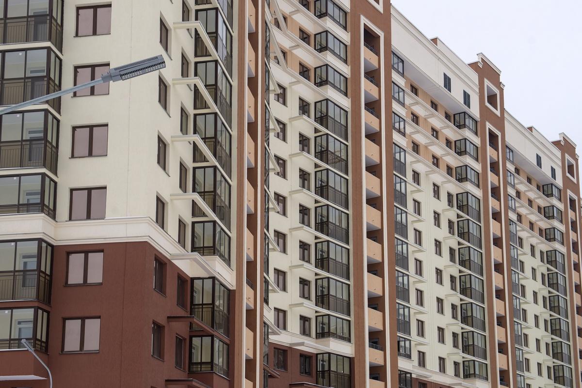 В продаже остались трехкомнатные квартиры