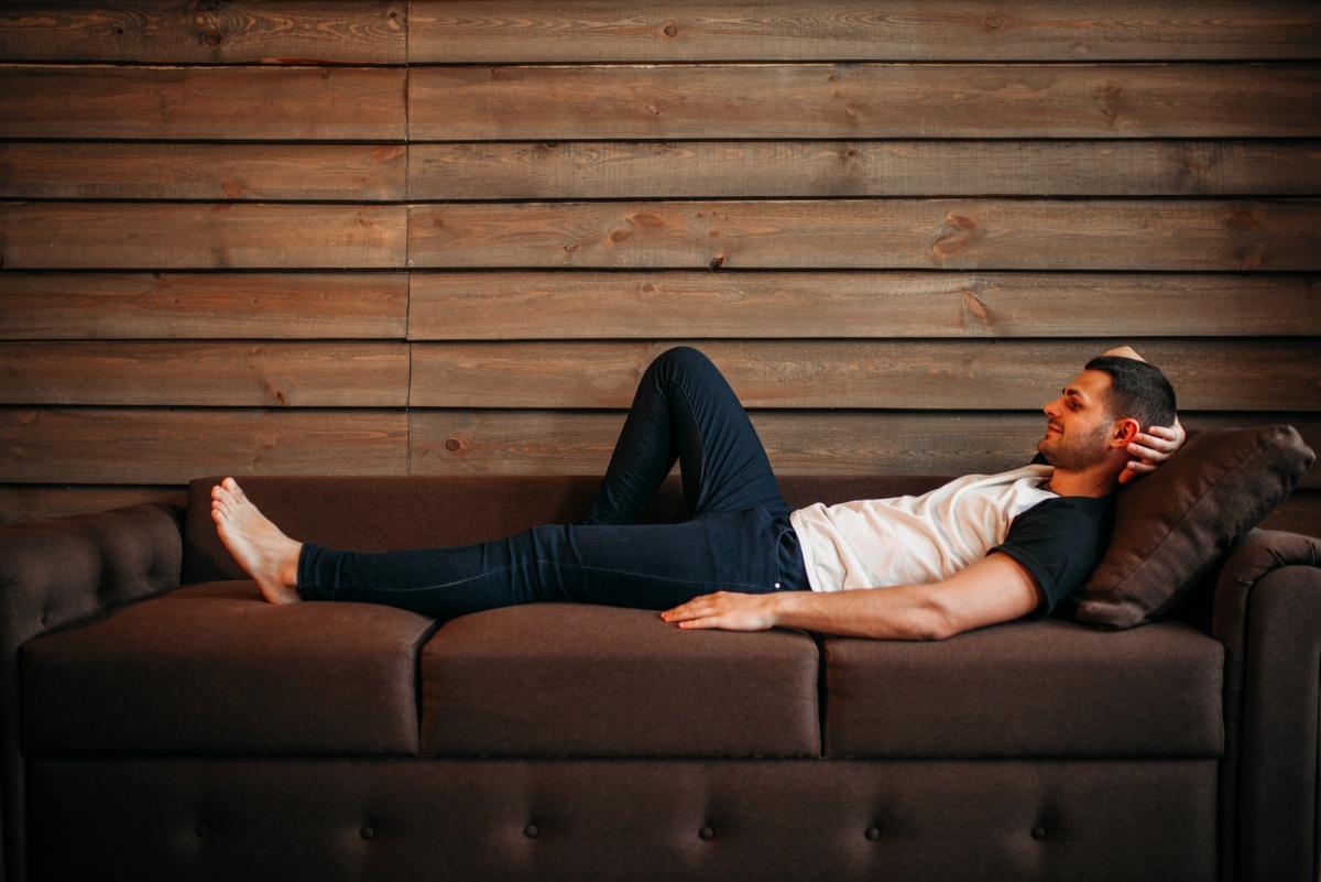 Я и мой диван: топ квартир для холостяка