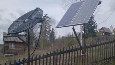 «На даче 8 лет ими пользуюсь»: красноярец рассказал, можно ли экономить с помощью солнечных батарей
