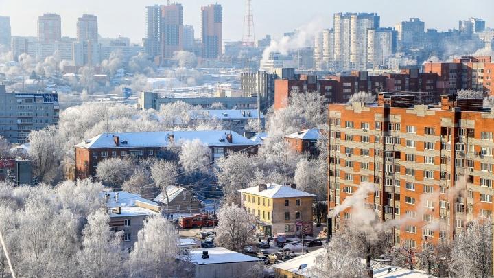 Рождественские морозы всё ближе: в Нижний Новгород придёт резкое похолодание