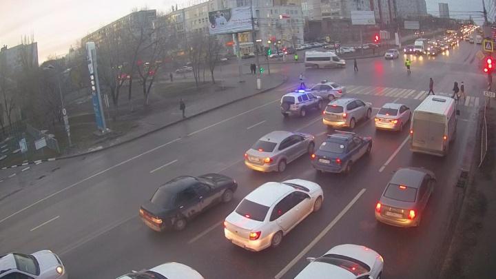 Пробки больше нет: в Волгограде открыли движение по Второй Продольной
