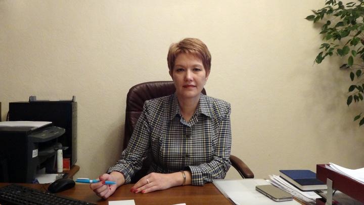 Директор департамента образования Инна Елецкая возвращается в областное правительство