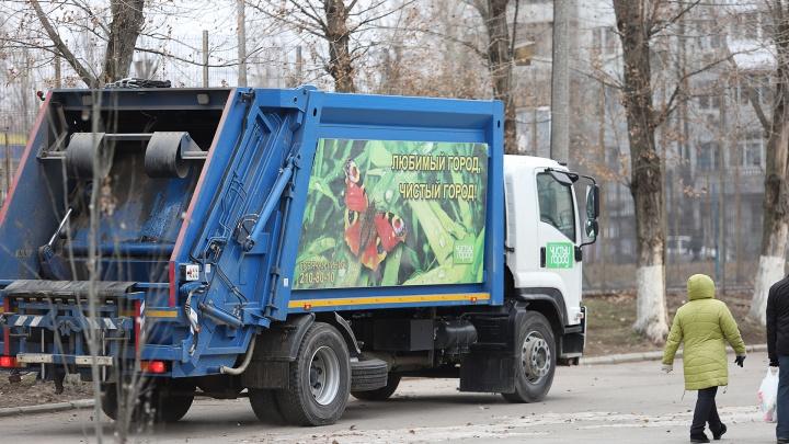 Донской регоператор потратит 3,5 миллиарда рублей на подрядчиков, которые займутся вывозом мусора