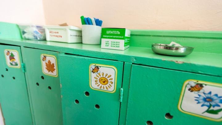 В Челябинске с детского садика и элитного лицея сняли статус «очага кори»
