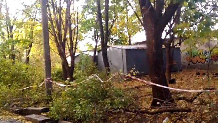 Жильцы дома на Турмалиновской: «В мэрии обещали благоустроить наш двор, а не разгромить его»